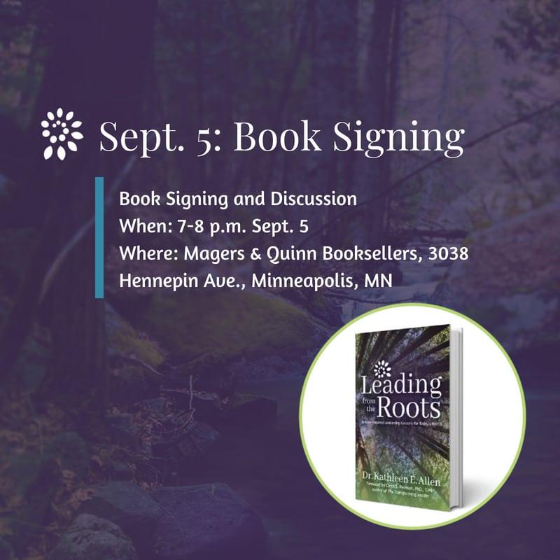 Kathy Allen Book Signing